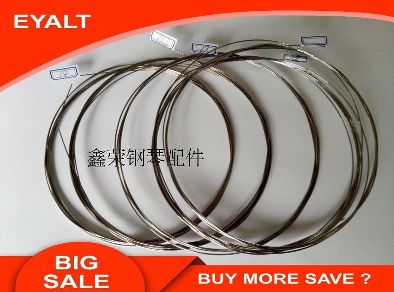 3M Piano Wire High Chord Bare String 3 Meters One Price. image