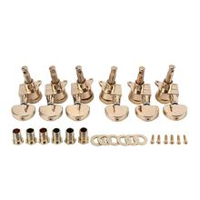IRIN 3R3L String Tuning Pegs Tuners Machine Heads for Acoustic Electric Guitar стоимость