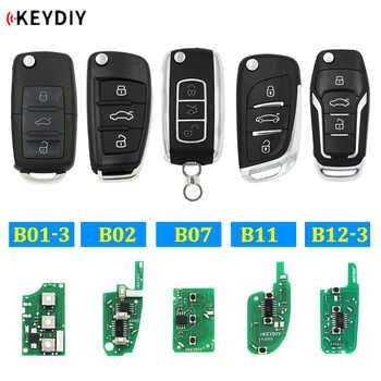 5Pcs/Lot Original B Series KD Remote Control Car Key for KD Machine KD900 KD900+ URG200 KD-X2 Mini KD B12-3 B01-3 B07 B11 B02 - DISCOUNT ITEM  11 OFF Automobiles & Motorcycles