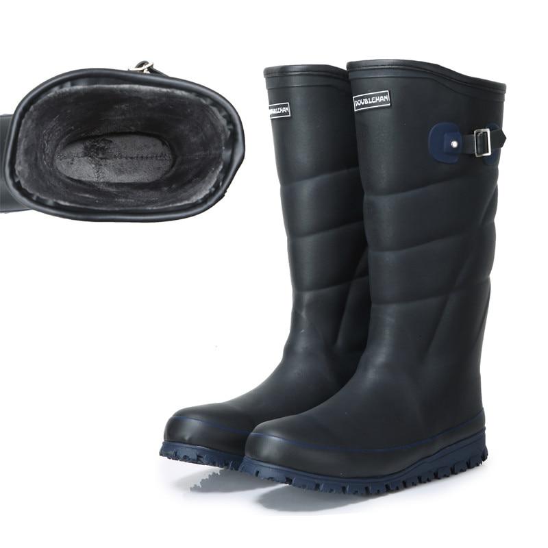 New Warm Winter Ice Fishing Snow Boots  3