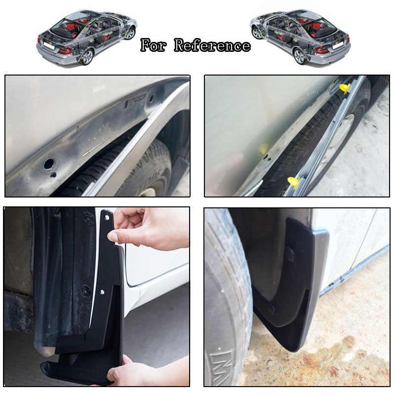 Voiture porte pare-chocs couverture garde-boue pare-chocs fixe agrafe pour Kia Sportage QL KX5 Mazda CX-5 Hyundai Tucson Audi Q2 siège Ateca Fiat 500