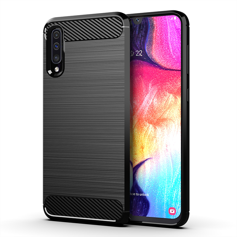 Case For Samsung A50,TPU Back Cover Soft Matte Phone Cases For Samsung Galaxy A50 A50s A40 A30 A70 M20 M10