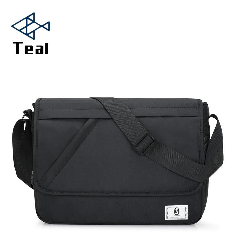 New Oxford Men's Briefcase Casual Shoulder Bag Men's Simple Bag Trend Korea Personality Messenger Bag