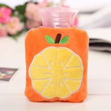 Mini hot water bag Cute Cartoon Hand Warm Hot Water Bottle Bottles Portable New