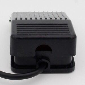 Image 3 - IMC Hot SPDT antypoślizgowy metalowy chwilowy elektryczny przełącznik nożny