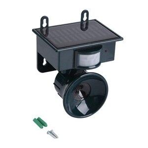 Solar Powered PIR Motion Senso
