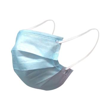 마스크 50Pcs Face Mask 3 Layer Ply Filter Mouth Anti Flu Fogs Disposable Mask Nonwove Dust BFE95 Meltblown Mouth Masks