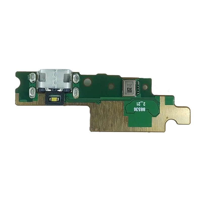 オリジナル xiaomi redmi 用のポートを充電 4X 充電ボードフレックスケーブル usb プラグ pcb リボン dock コネクタの交換スペアパーツ