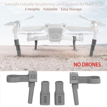 Gears Drone-Protectors Landing Mavic Air DJI 2-Accessories Support Foldable for UAV Heightening