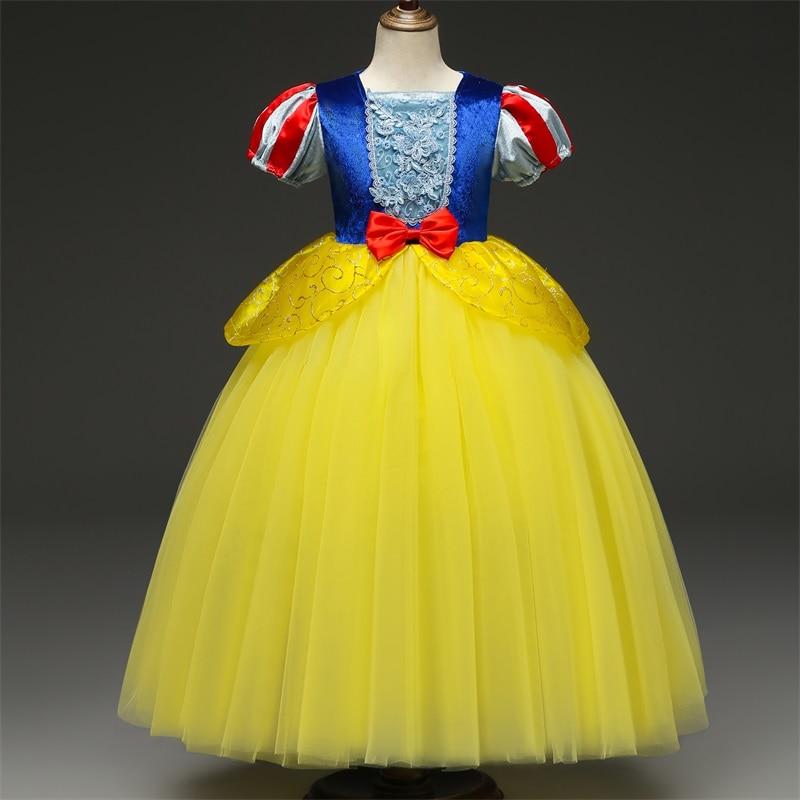 Hc590662f415346c885a5a59a40d30acaA Aladdin Fairy Princess Costume Rapunzel Princess Dress Halloween Carnival Aurora Cosplay Dress up Kids Baby Anna Elsa Dresses
