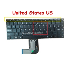 Laptop Keyboard For Teclast F7 Plus XK-HS105 MB3181004 YMS-0177-B XS-HS105 English US Russian RU Black NO Frame Without Backlit
