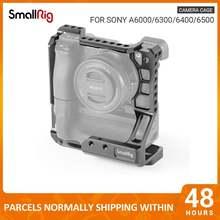 Клетка для камеры smallrig sony a6000/a6300/a6500 с аккумулятором