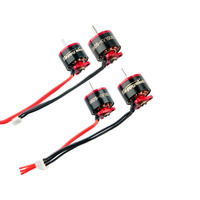 Happymodel SE0805 10000kv 1.5mm 1 2S Brushless Motor Support Crazybee Beecore_BL Flight Controller for 75 85mm Whoop FPV Drone