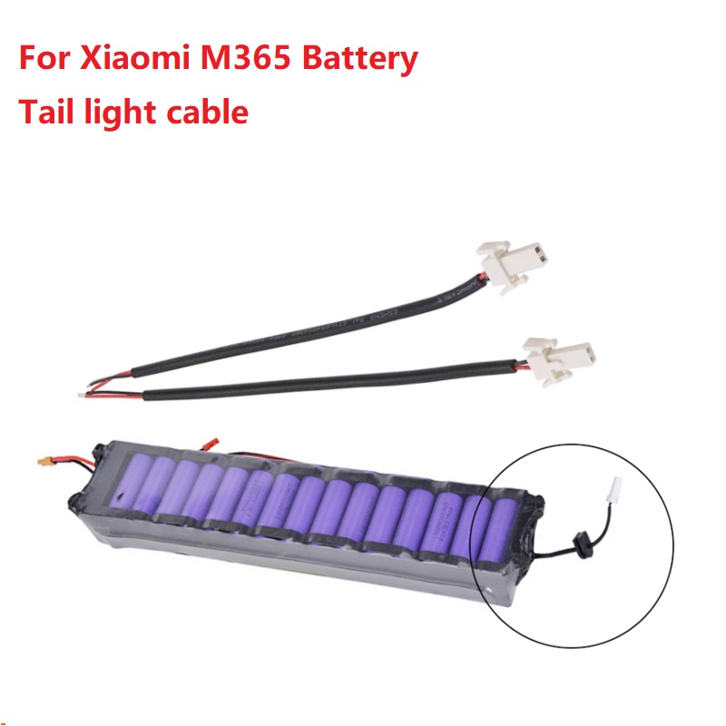 Suitable For Xiaomi M365 Battery Tail light cable Smart Electric Scooter foldable Circuit board LED taillight cable M365 Part(China)