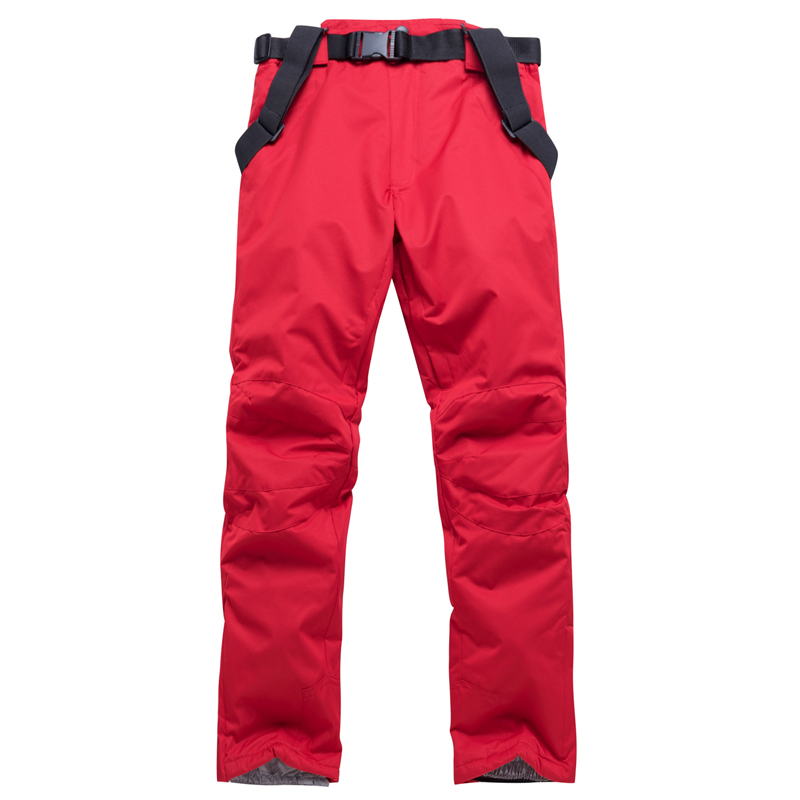 Skiing Pants Women And Men Professional Ski Pants Warm Windproof Waterproof Snow Snowboarding Pants Outdoor Winter Trousers