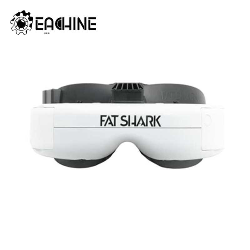 0 FatShark Dominator HDO 4:3 pantalla OLED FPV gafas de vídeo 960x720 para RC Drone
