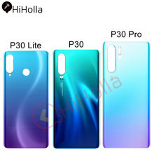 Rear Glass For Huawei P30 Pro Back Glass Battery Cover Door Housing VO