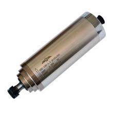 цена на 1pcs  1.5KW 2.2KW spindle motor water cooled 80mm 65mm ER11 ER16 ER20 110V 220V engraving machine spindle motor for cnc