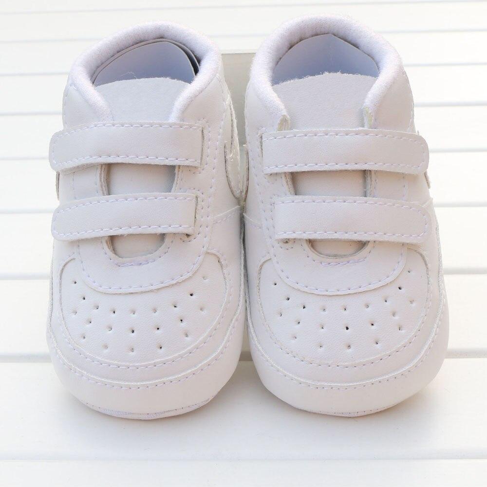 YOXIKORA для маленьких мальчиков/Для девочек ясельного возраста, ботинки из искусственной кожи (полиуретан) и мягкого сапоги на толстой подошве...