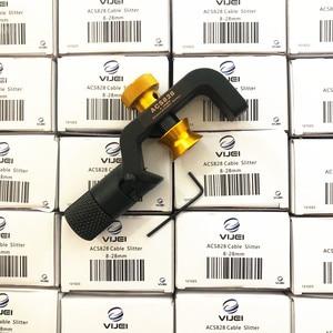 Image 2 - Free Shipping Original VIJEI ACS ACS828 ACS410 Fiber Optic Armored Cable Slitter 8mm 28.6MM 4 10MM
