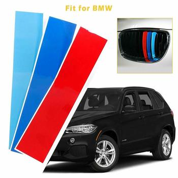 EIDRAN 1 Set 10 M-Colored Stripe Decal Sticker For BMW 1 3 5 6 7-series Exterior Or Interior Decoration image