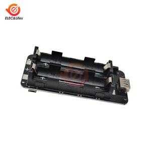 Image 3 - Плата расширения мобильного телефона 5 В/3 В/1 А, двойная литиевая Защита аккумулятора 18650 V8, Micro USB зарядное устройство для Arduino ESP32/ESP8266