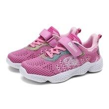 Ulknn meninas sapatos esportivos selvagens grandes crianças outono menino fundo macio respirável crianças sapatos casuais meninos tênis
