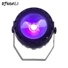 10 sztuk/partia bezprzewodowy pilot zdalnego sterowania LED Par COB 30W RGB 3w1 lub UV światła DMX 512 z stroboskopu etap światła dla DJ Party Disco lights