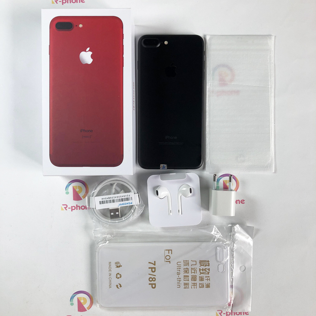 Original Apple iPhone 7 Plus Used (99%new) 3GB RAM 32/128GB/256GB ROM iOS 7P Cellphone Quad-Core 12MP 4G LTE Unlocked Phone 6