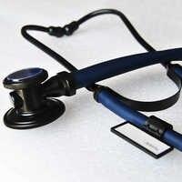 CE Professionelle Ärzte krankenschwestern medizinische Stethoskop Kardiologie Littmann Form Dual kopf blutdruck Stethoskop Estetoscopio