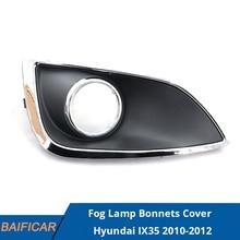 Baificar Brand New Fog Lamp Bonnets Cover Light Frame For Hyundai IX35 2010-2012