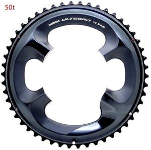 Image 4 - Shimano Ultegra R8000 11Speed Road Bike Bicycle Chainring 50 34T 52 36T 53 39T R8000 110BCD 34T 36T 39T 50T 52T 53T Crown 110BCD