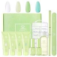 Green Poly gel Kit