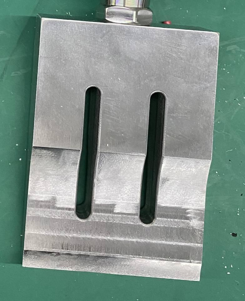 20khz Ultrasonic Aluminum Horn 110*20mm