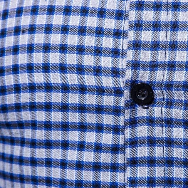Loose Button Down Shirt 5
