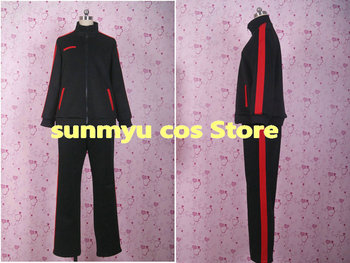 Customize,Free Shipping! Ginga e Kickoff!! Furuya Ouzou Jersey Uniform Cosplay Costume Custom Size Halloween Good Quality image