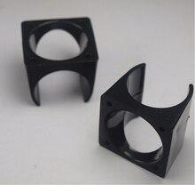 3D printer parts DIY Reprap V5 Injection Moulded Fan Duct injection molding fan housing guard