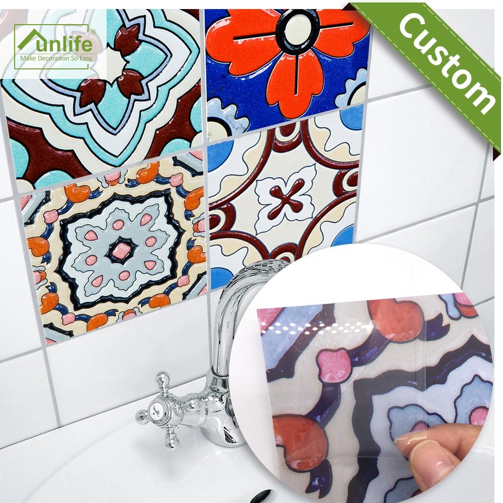 Boomerang Tv Meubel.Funlife Custom10 15 20 25 30 Self Adhesive Turkish Tiles Furniture