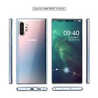 galaxy note YISAHNGOU For Samsung Galaxy Note 10 Plus 8 9 A50 A70 Ultra-thin TPU Transparent Soft Case Cover For Samsung S8 S9 S10 Plus S10E (1)