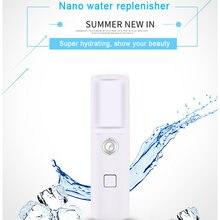 Спрей для лица измеритель нано влажности инструмент увлажнения