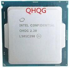 INTEL QHQG versión de ingeniería ES de I7 procesador CPU 2,2 GHz Q0 paso quad core quad-core socket 1151