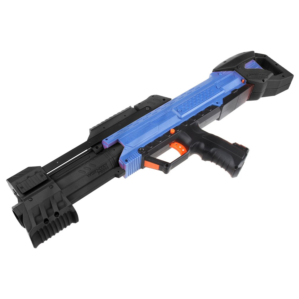 Worker ABL-W001 3D Printing No.150 Black Grip Pull-down Kits Combo For Nerf Rival Apollo XV700 Modify Toy Gun Accessary Nerf Mod