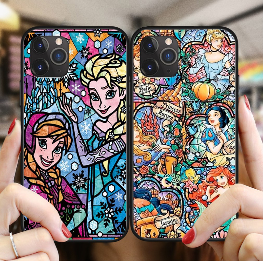 largest cover iphone 6 silicon disney
