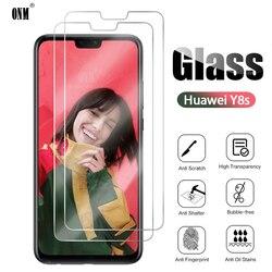 На Алиэкспресс купить стекло для смартфона 2pcs y8s tempered glass for huawei y8s screen protector for huawei y8s protective glass film