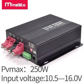 OLYS BOOSTER 30A + MPPT 20A, Cargador de batería Solar para alternador, dispositivo de carga inteligente automático, Bluetooth, batería a batería DC-DC, CC-CC ENTRADA Dual 2