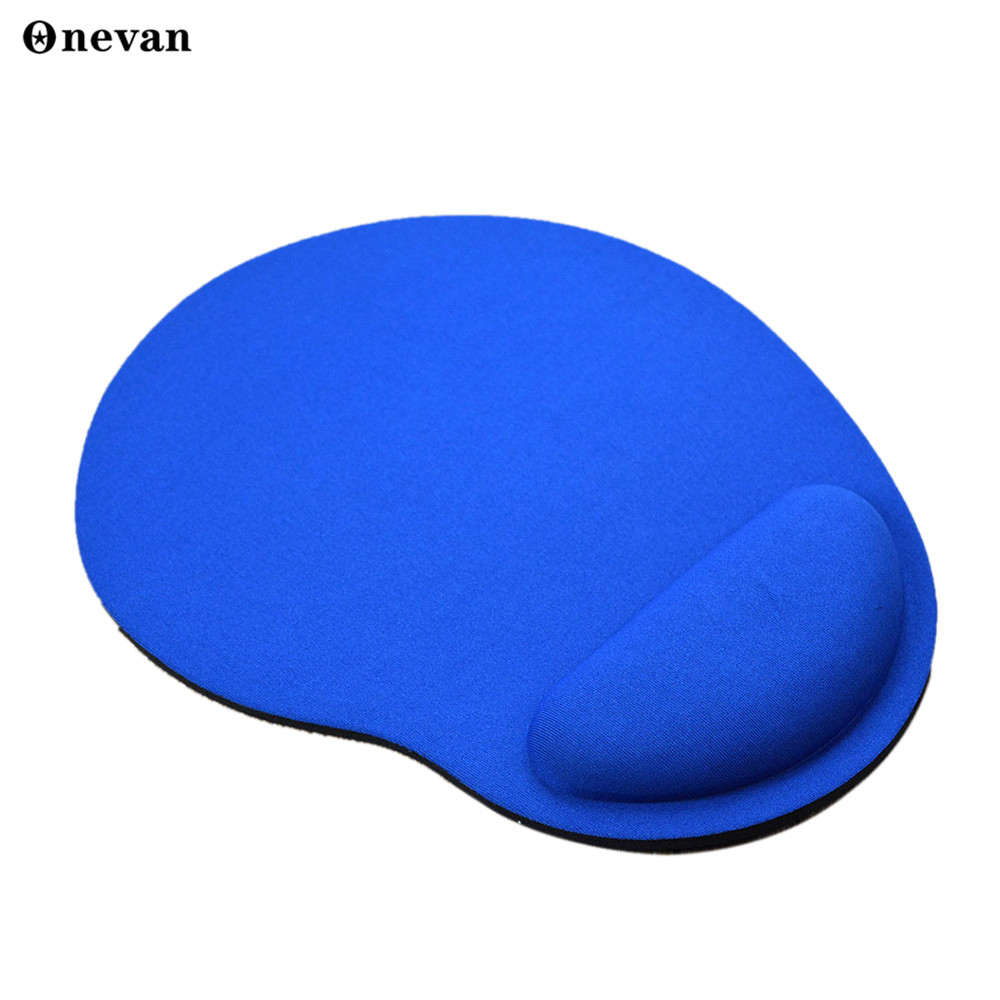 Gaming  Mouse Pad With Wrist Rest For Macbook Computer Laptop Keyboard Mousepad Mat With Hand Rest Mice Pad With Wrist Support