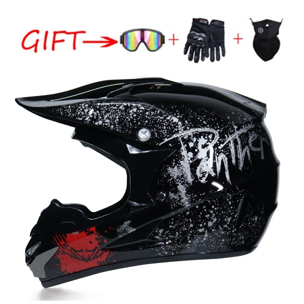 Мотоциклетный шлем для взрослых, для мотокросса, для внедорожников, для ATV, Dirt Bike, горные, MTB, DH, гоночный шлем, перекрестный шлем, Capacetes с 3 бесплатными подарками|Шлемы|   | АлиЭкспресс