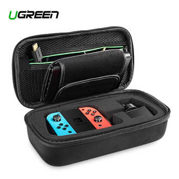 Ugreen Storage Bag for Nintend Switch Lite Nintendos Switch Console Case Durable Nitendo Case for NS Nintendo Switch Accessories - DISCOUNT ITEM  25% OFF All Category