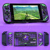 2020 New Nintend Switch Thin Hard Deluxe PC Case Nitendo Colorful Cover Skin Nintendoswitch Housing Shell for Nintendo Switch NS promo