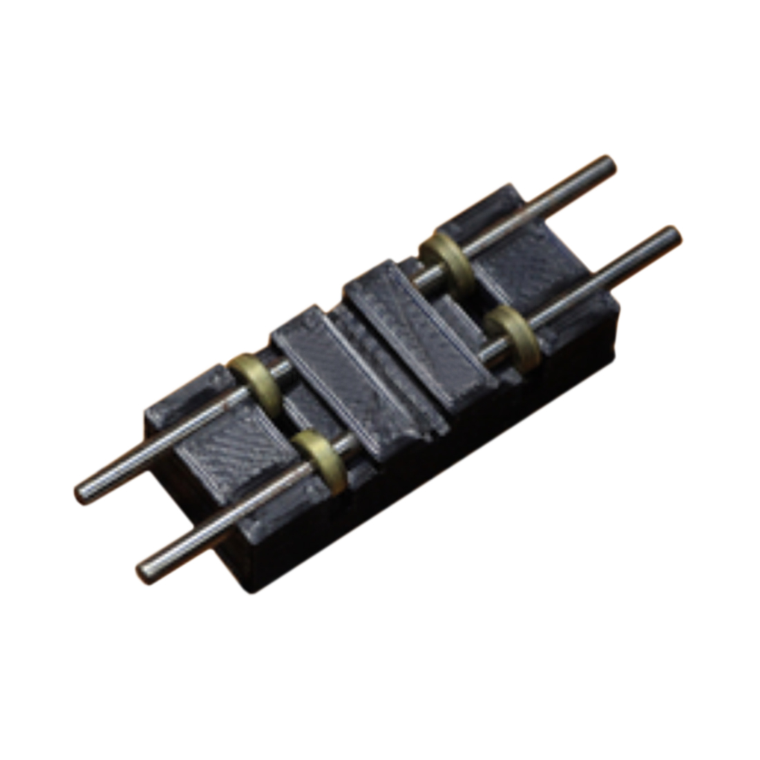 1:60/1:87 Model Train N Scale DIY Accessories Treadmill Track Single Module For N Scale Model Of Most Brands In The Market
